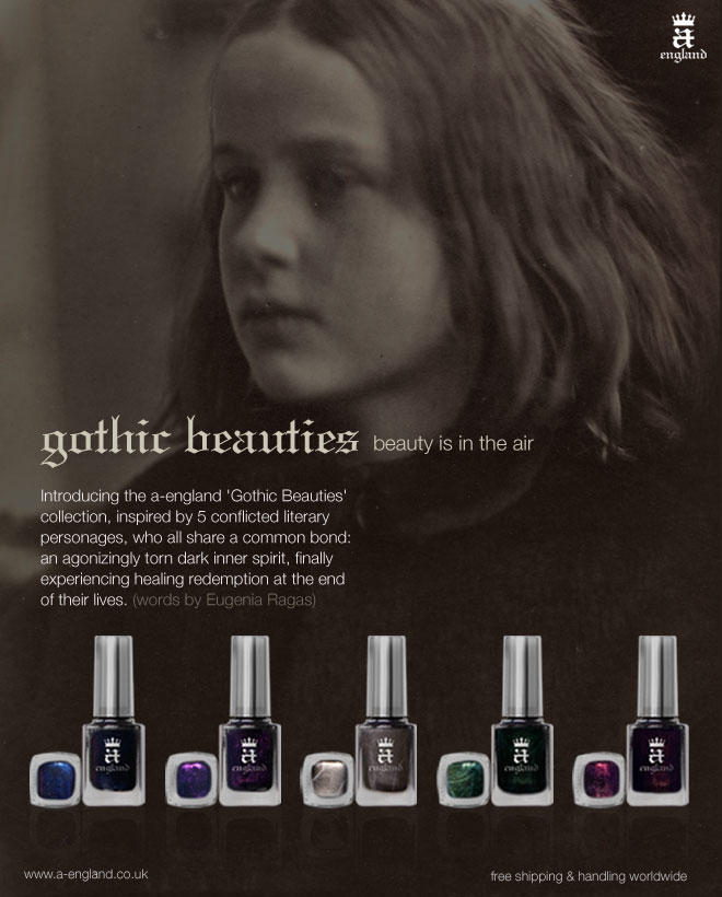 Introducing the Gothic Beauties.